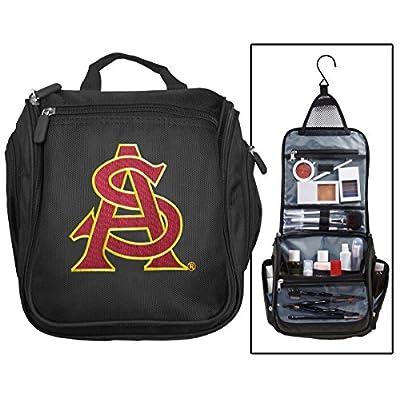 b0c03eb67f17 ASU Toiletry Bags Or Hanging ASU Sun Devils Shaving Kits high-quality