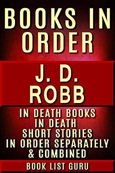 Jd Robb In Death Series In Order