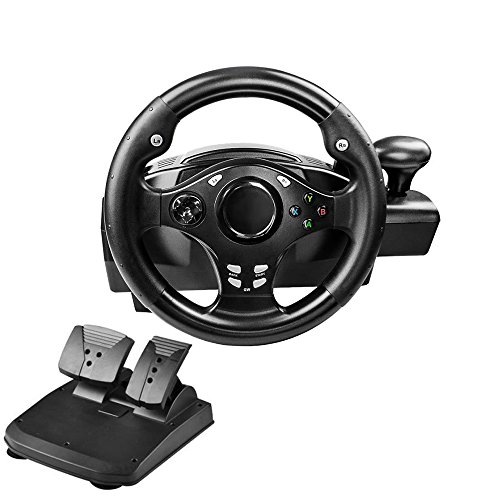 PinPle Dual-motor Racing Wheel, 270 Degree Rotation for sale  Delivered anywhere in USA