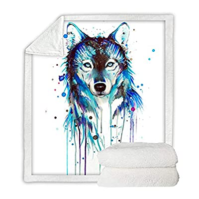 Art's 3D Print Throw Blanket Cozy Hooded Blanket Flannel Cloak Quilt Coat Bathrobe Daily Home Travel, Design Can DIY Customization Dreamcatcher