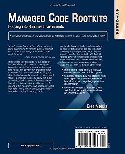 Managed Code Rootkits Pdf
