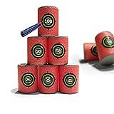 Buytra 18 pcs EVA Soft Foam Target Blasters Nerf N-strike Elite Series Blasters
