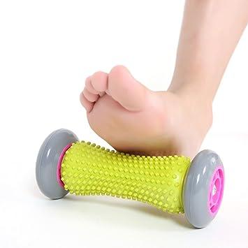 Muskel Roller Stick Fuß Massage Roller, ALINYEE Hand Fußmassage ...