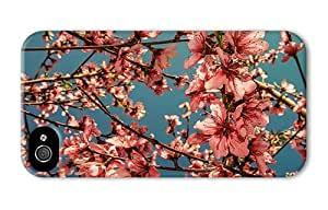 Hipster carry iPhone 4S cover spring blossom hd PC 3D for Apple iPhone 4/4S by Maris's Diary