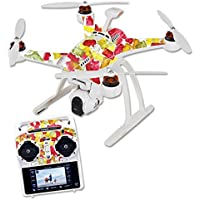 Skin For Blade Chroma Quadcopter – Gummy Bears | MightySkins Protective, Durable, and Unique Vinyl Decal wrap cover | Easy To Apply, Remove, and Change Styles | Made in the USA