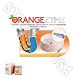 Orangezyme Enzymatic Dental Evacuation Cleaner and Instrument Presoak 40 oz