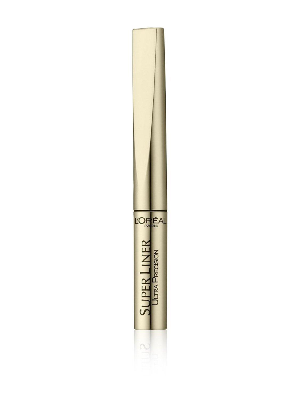 3 x L'Oréal Paris SuperLiner Ultra Precision Eye Liner Black - Gold Case