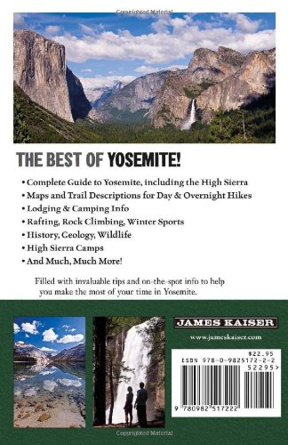 Yosemite The Complete Guide Yosemite National Park Color Travel