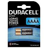 Duracell MX2500 AAAA Alkaline Battery - 2/Card
