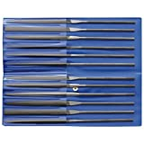 Pferd 266/16160H2 Needle files 6,3'' type of cut 2 (12  Piece)