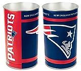 New England Patriots 15'' Waste Basket