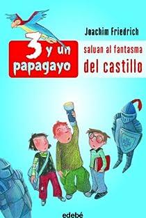 SALVAN AL FANTASMA DEL CASTILLO par Friedrich