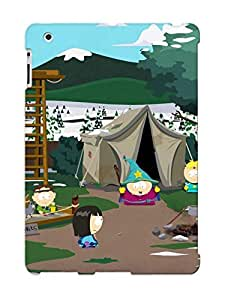 Crazinesswith Ultra Slim Fit Hard Case Cover Specially Made For Ipad 2/3/4- South Park The Stick Of Truth