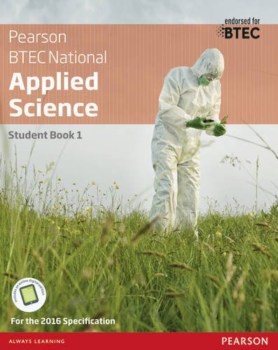 btec applied science level 3 book