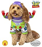 Rubie's 200188LXL_L Disney: Toy Story BUZZ LIGHTYEAR Pet Costume, Large