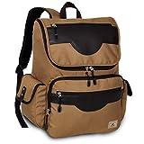 Everest Wrangler Backpack, Tan, One Size