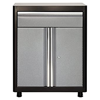 Exceptionnel American Heritage AADF301836 MG09 Steel Base Cabinet With Drawer, 30u0026quot;  Width X 18u0026quot