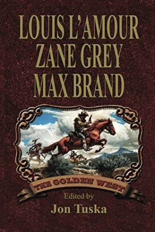 book cover of The Golden West