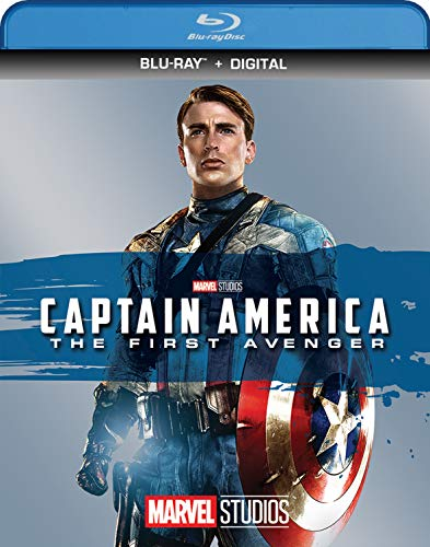 - CAPTAIN AMERICA: THE FIRST AVENGER [Blu-ray]