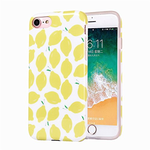 buy popular 091bd 5fa68 iPhone 6s Case, iPhone 6 Case for Girls Women Protective Bumper Slim Fit  Shockproof Cute Thin Soft Clear Silicone Rubber TPU Cover Phone Case for ...