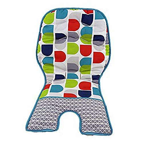 Fisher-Price Space Saver High Chair FTL90 - Replacement Pad (Space Saver High Chair Cover)