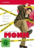 Monk - 2. Staffel [4 DVDs]