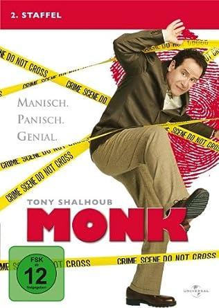 Monk - 2. Staffel [Alemania] [DVD]: Amazon.es: Bitty Schram ...
