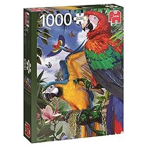 Jumbo 618330 Puzzle Splendidi Pappagalli