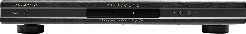Parasound 275v2 90 Watt Stereo Power Amplifier