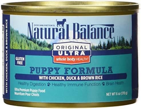 Dog Food: Natural Balance Original Ultra Puppy