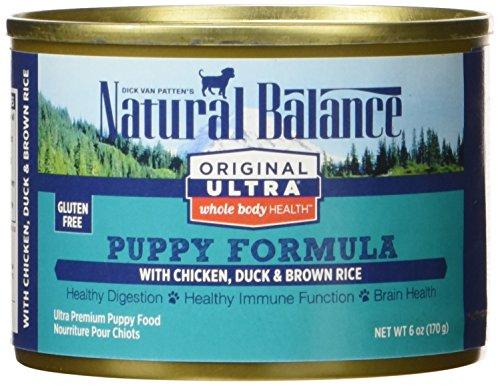 Natural Balance Original Ultra Chicken, Duck & Brown Rice Ca