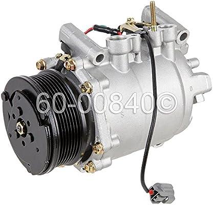Nueva AC Compresor y embrague con completa a/c Kit de reparación para Honda CRV CR-V – buyautoparts 60 – 80501r6 nuevo