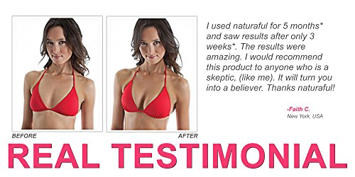 NATURAFUL - (3 JAR) TOP RATED Breast Enhancement Cream - Natural Breast Enlargement, Firming and Lifting Cream | Trusted by Over 100,000 Users & Includes Handbook | $232 Value Bundle by Naturaful (Image #6)