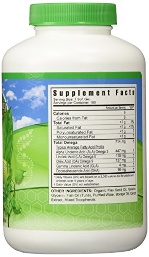 ULTIMATE EFA - 180 SOFTGELS by Youngevity (Image #4)