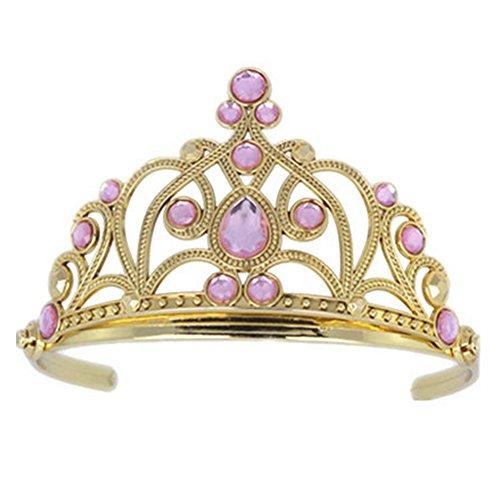 Novelty Tiaras Dress-Up Tiaras Tiara Crown Princess Great Party Tiaras ( M ) (M Dress Up Ideas)