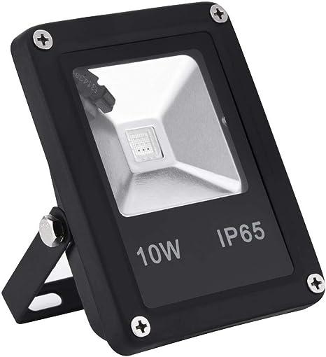 RGB LED 10//20//30//50//100W Flood Lamp Spot Light Security Outdoor Garden Yard IP65