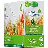 Plum Organics Baby Spoons