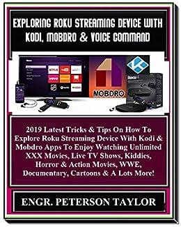 Amazon com: Exploring Roku Streaming Device With Kodi, Mobdro