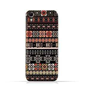 Infinix Hot 2 X510 TPU Protective Silicone Case With Ethnic Boho style Pattern