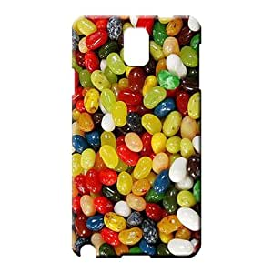 samsung note 3 Shock Absorbing Plastic High Quality phone case skin jelly belly