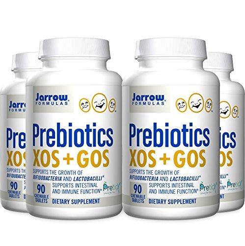 Jarrow Formulas Prebiotics Count Pack