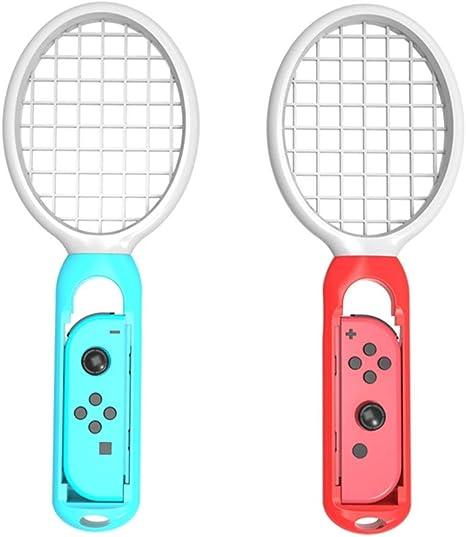EasyBuying - Juego de 2 Raquetas de Tenis para Nintendo Switch ...