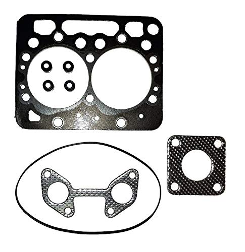 Upper Gasket Kit Set for KUBOTA Z482 2D66 Replaces OEM 16853-99355
