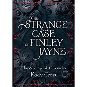 The Strange Case of Finley Jayne Audiobook