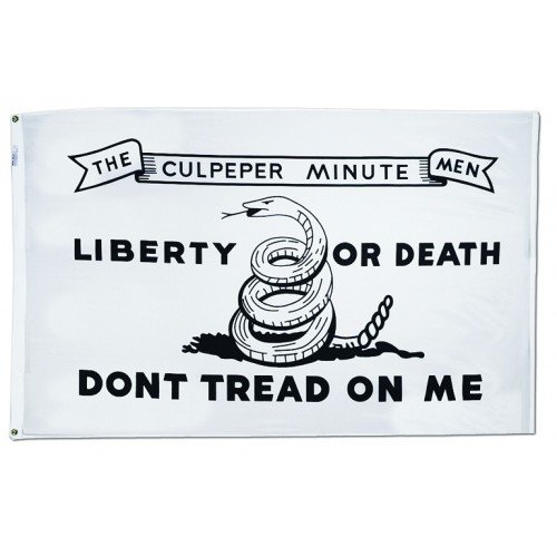 Annin Flagmakers 318760 Culpeper 1775 Dont Tread on Me Flag