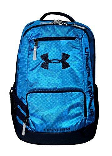 Under Armour Unisex Hustle II 15 Laptop Backpack Book Student Bag ROYAL BLUE