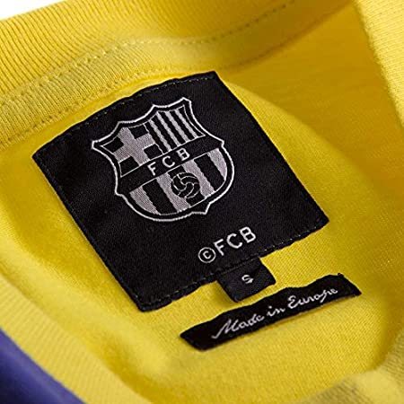 Copa Football - Camiseta de Distancia Retro FC Barcelona 1974-1975 ...