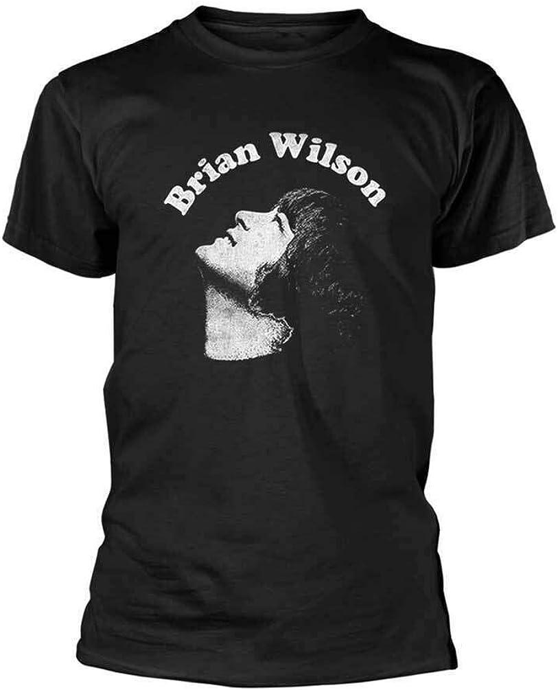 Brian Wilson 'Photo' T Shirt - New Beach Boys