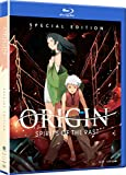 Best Anime Movies - Origin: Movie [Blu-ray + DVD] Review
