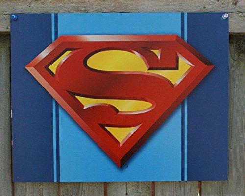 Superman Tin - Superman Logo Tin Sign